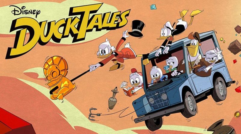 ducktales 1x01 duck tales