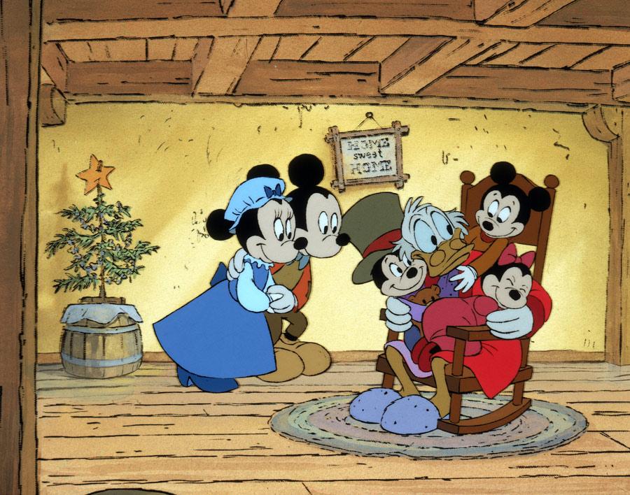 5 certezze di natale Disney Christmas Carol