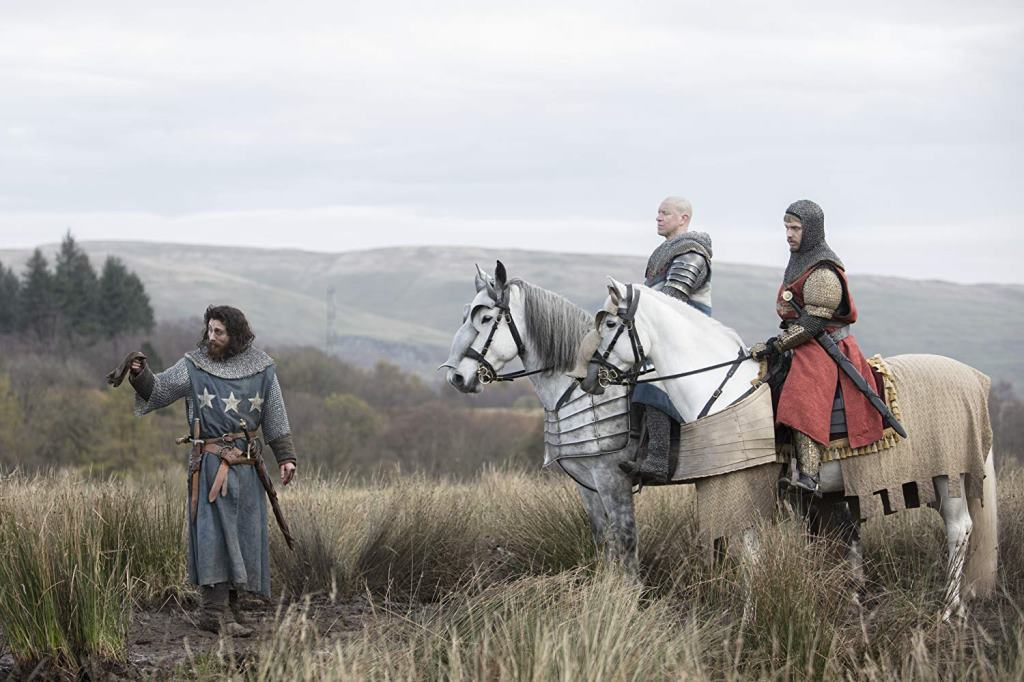 outlaw king il re fuorilegge netflix