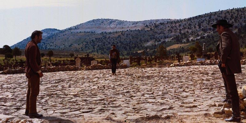 film western il buono il brutto il cattivo