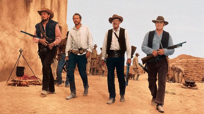 film western il mucchio selvaggio