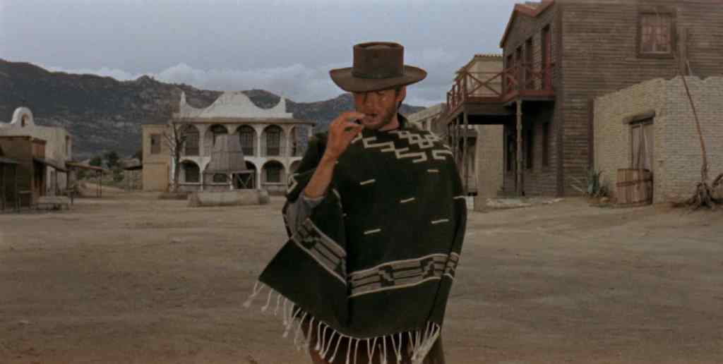 film western per un pugno di dollari