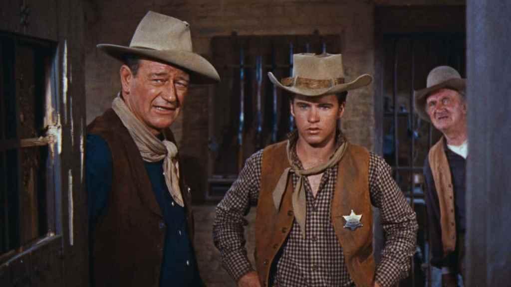film western un dollaro d'onore