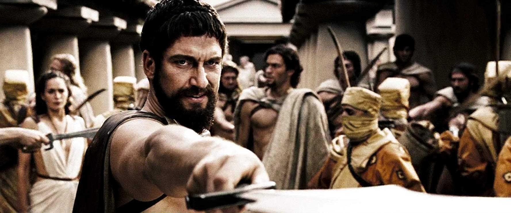 300 (2007): spartani qual è il vostro mestiere? 5