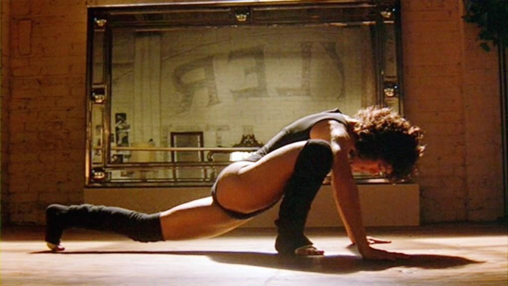 flashdance film anni 80 cult