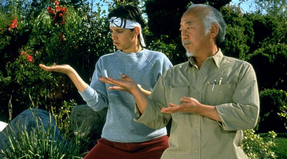karate kid film anni 80 cult
