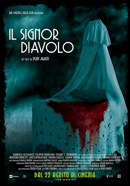 Ravenna Nightmare Film Fest pupi avati