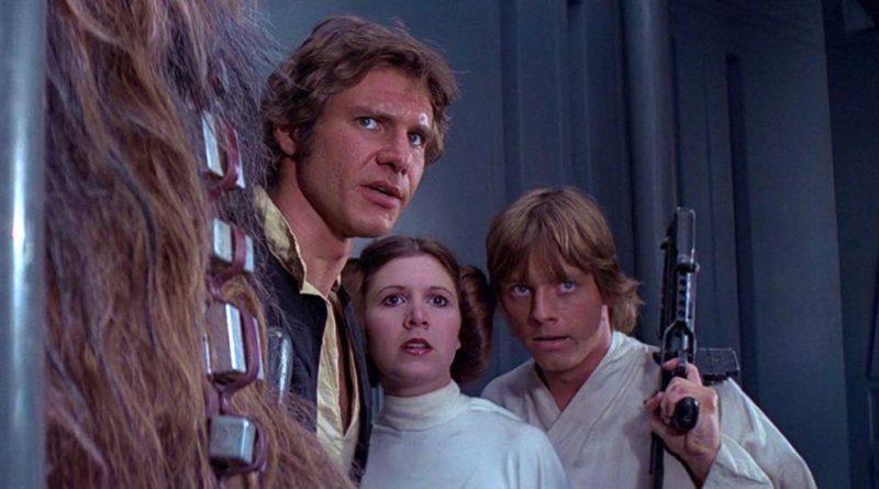 guerre stellari star wars episodio 4 una nuova speranza 1977