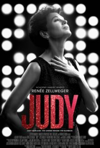 judy poster locandina cinema a gennaio