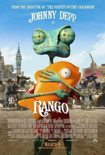"""Rango (2011): un """"western"""" è per sempre 6"""