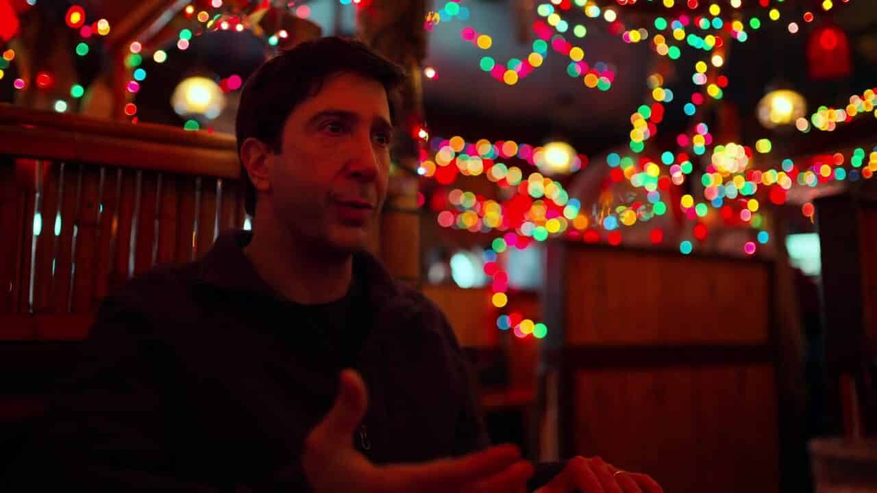 David Schwimmer panama papers