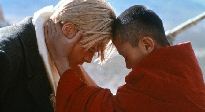 7 anni in Tibet
