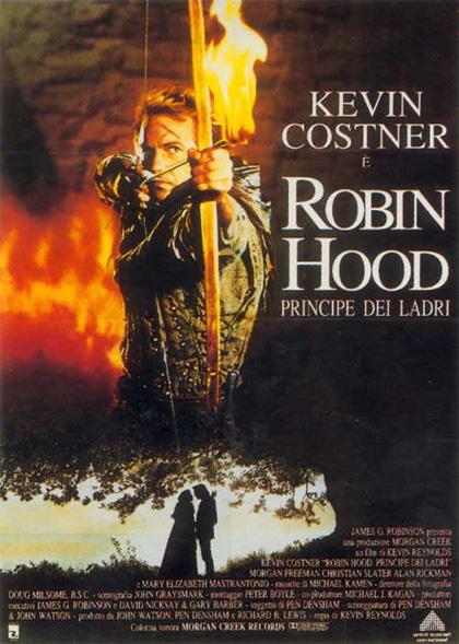 Robin Hood - Principe dei ladri (1991): siamo tutti fuorilegge 12