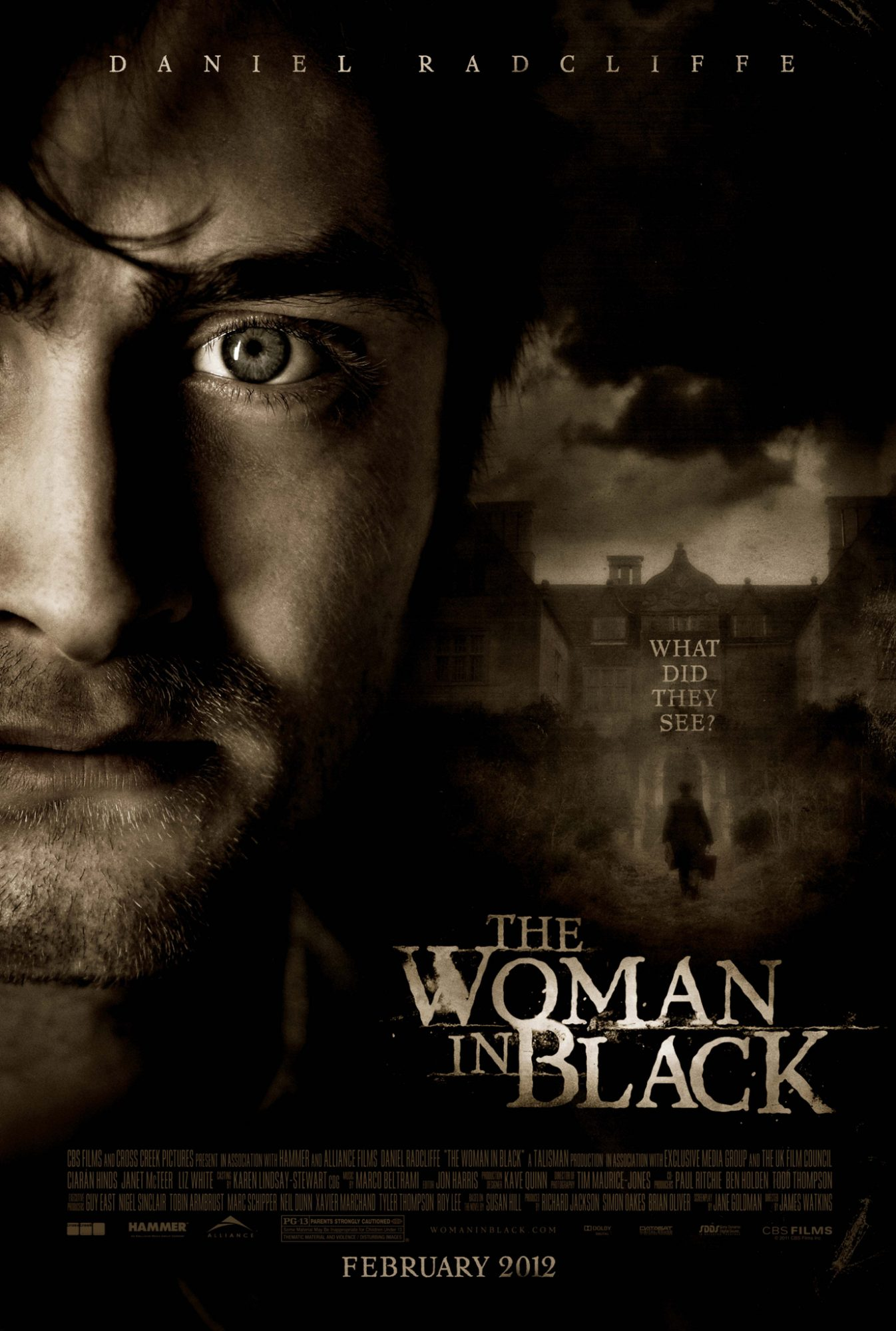 The Woman in Black (2012): quando essere un mago non basta 6