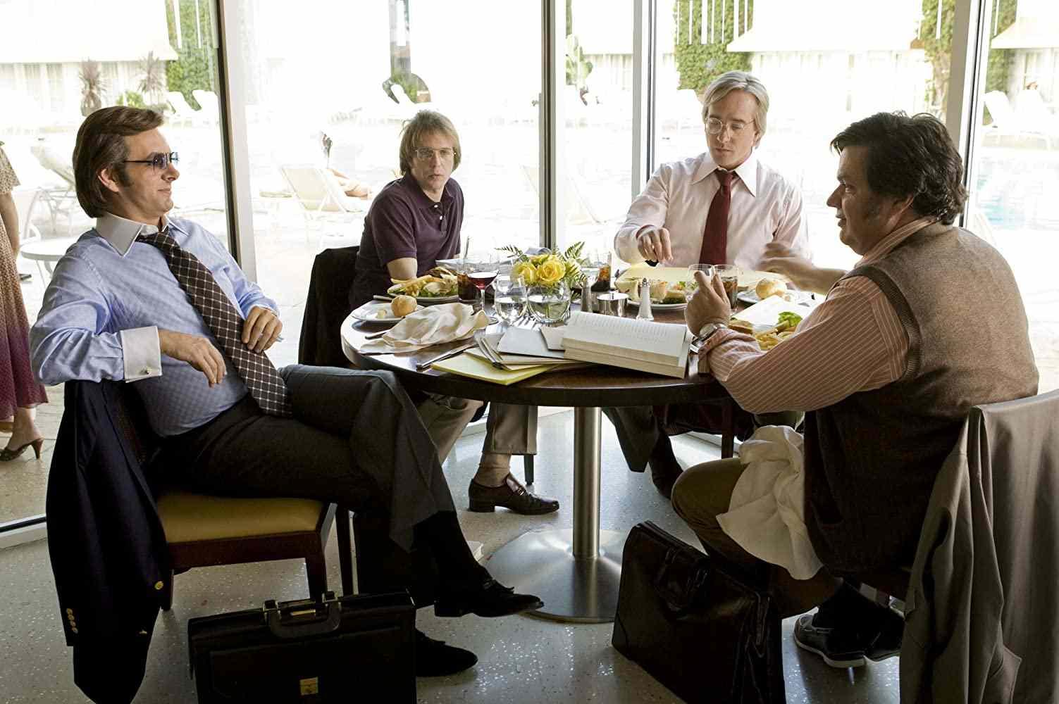 Frost/Nixon - Il duello (2008): lezioni alla politica e ai media 4
