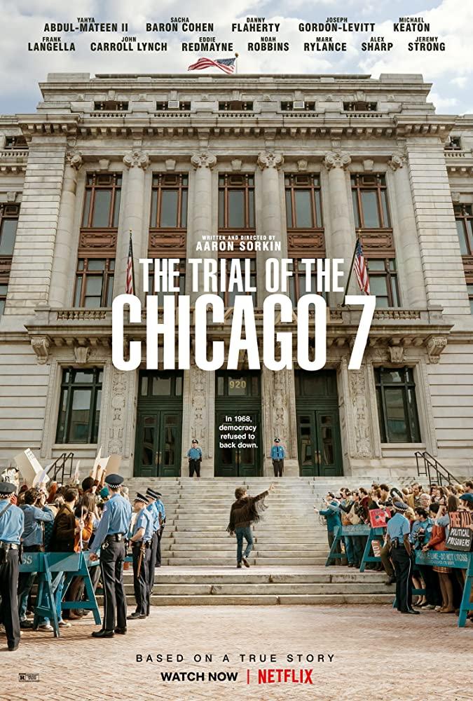 Il processo ai Chicago 7 (2020): il '68 sotto accusa 2