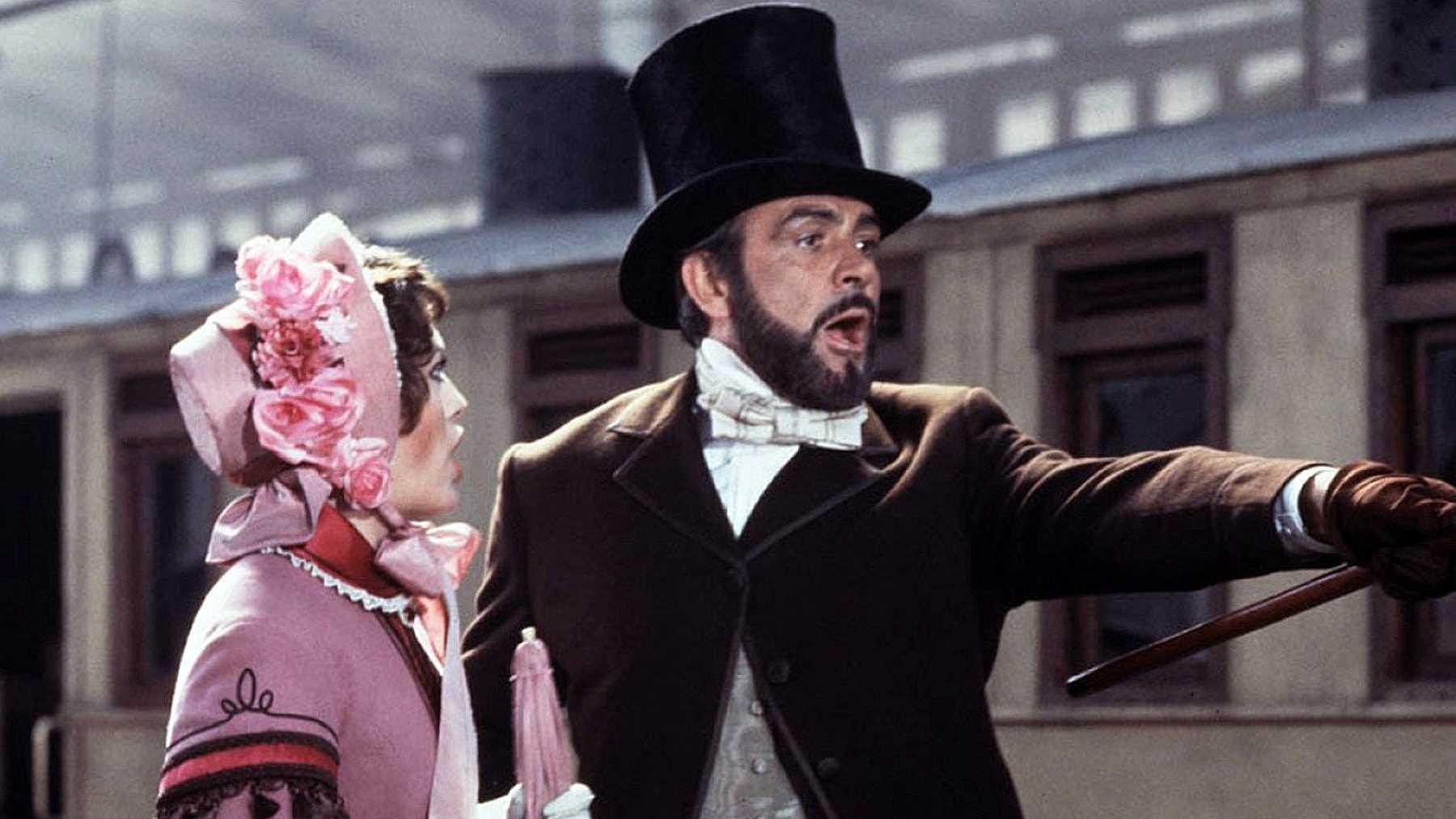 migliori film di sean connery 1855 la grande rapina al treno