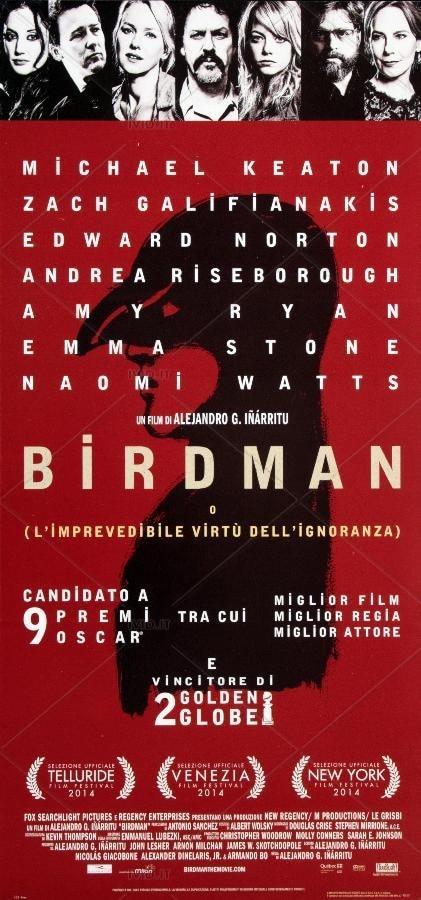 Birdman (2014): l'imprevedibile virtù del falso piano sequenza 6