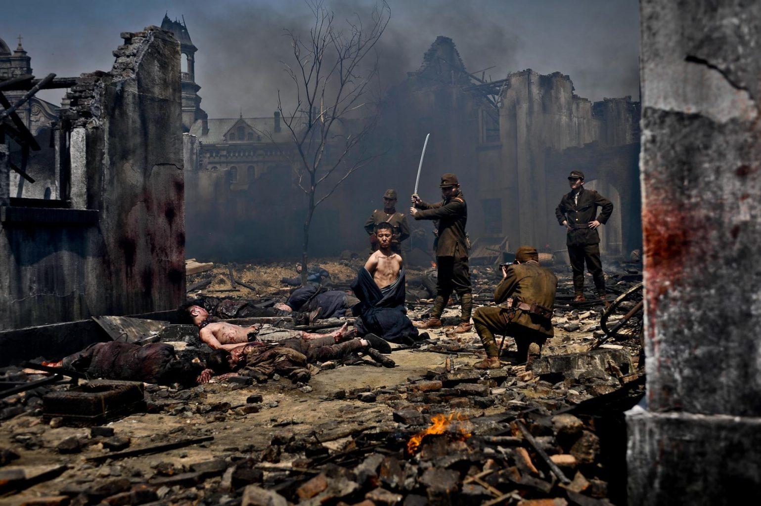 I fiori della guerra (2011): la tragedia e il Kolossal dimenticati 7