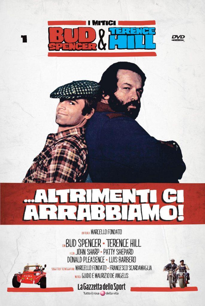 ...altrimenti ci arrabbiamo! (1974): la perfezione di Bud e Terence 1