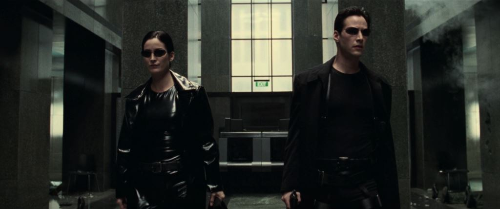 matrix film cult anni 90