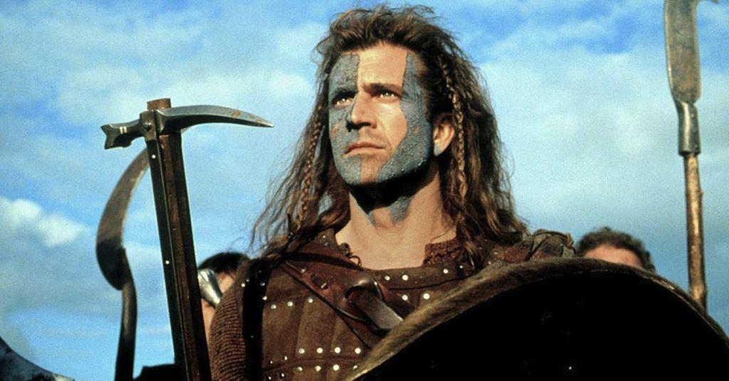 film cult anni 90 braveheart