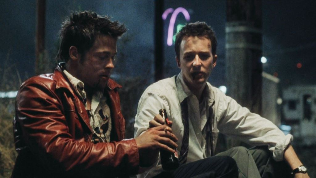 film cult anni 90 fight club