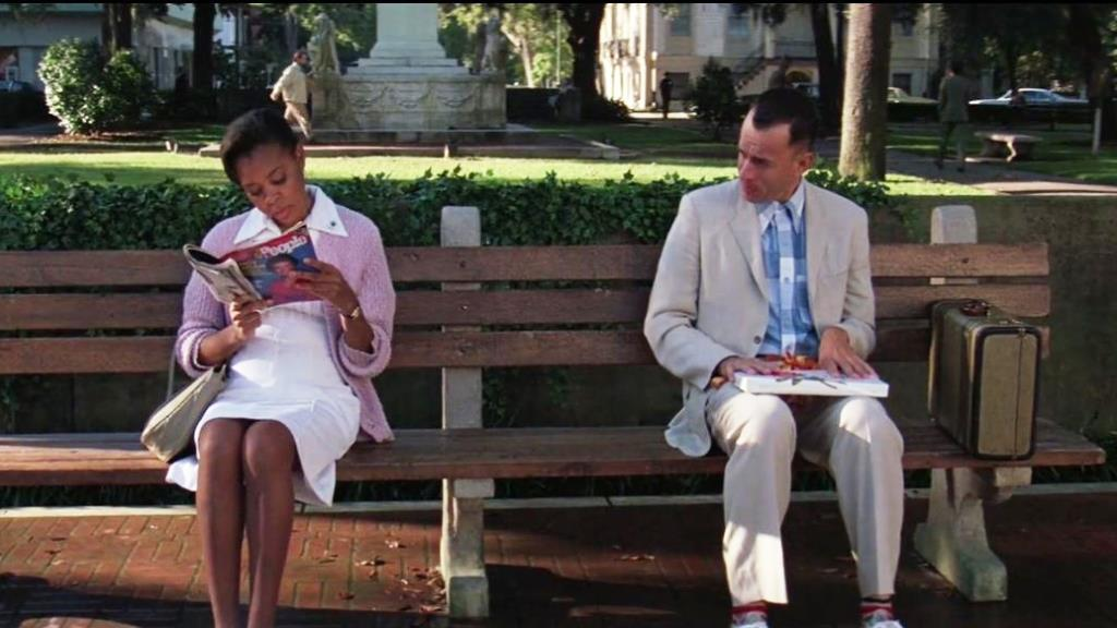 film cult anni 90 forrest gump