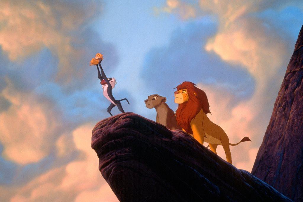 il re leone film cult anni 90