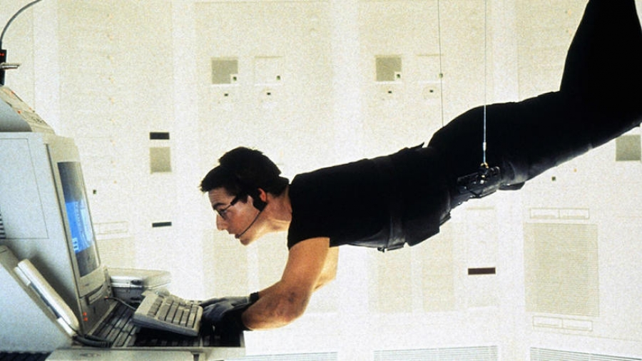 mission impossible film cult anni 90