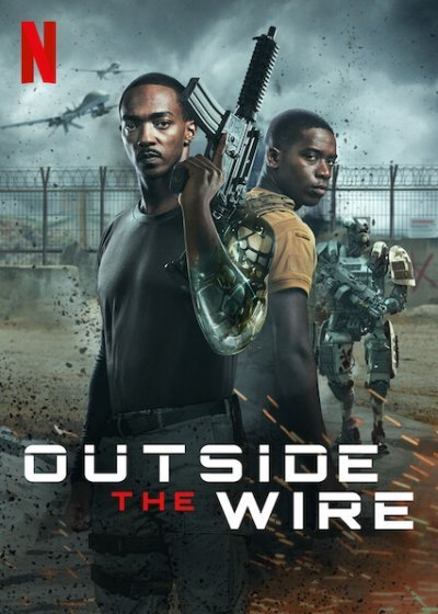 Outside the wire (2020): una critica sciatta agli USA 5