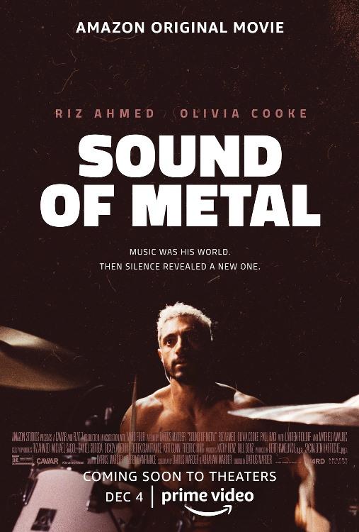sound of metal 2019 locandina