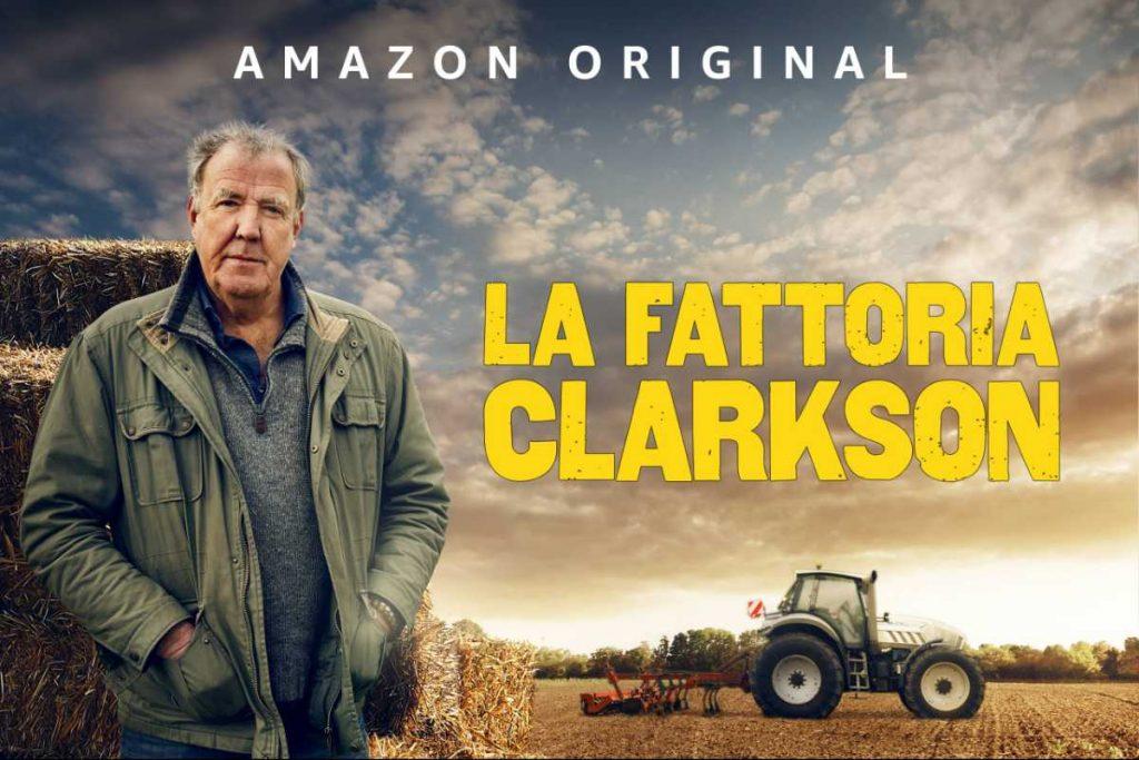 la fattoria clarkson poster