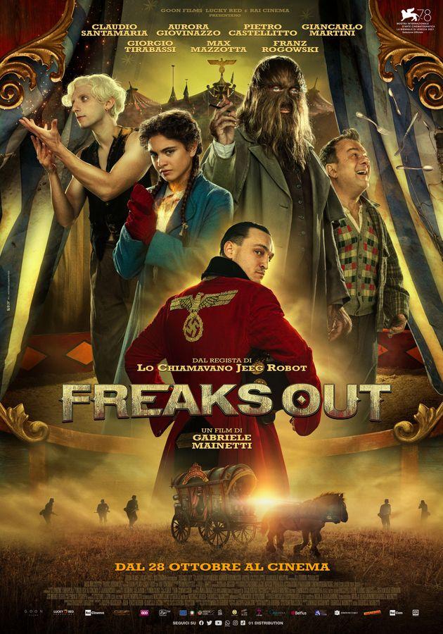 Freaks Out (2021): il nuovo film di Gabriele Mainetti 1