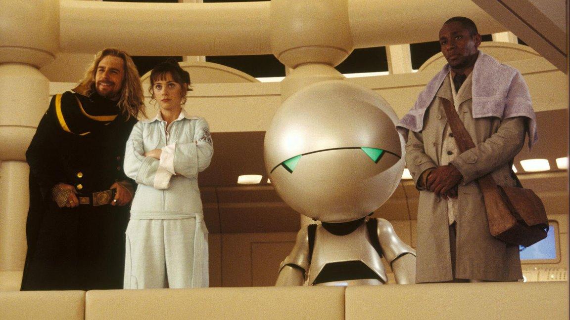 migliori film di fantascienza degli ultimi 20 anni guida galattica per autostoppisti